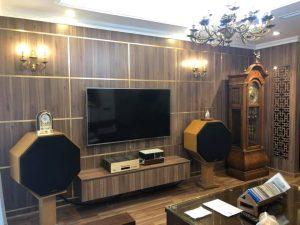 Công trình đã thi công tại Hà nội – căn hộ trọn gói