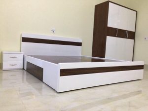 Những bộ giường tủ đã thi công tại nhà khách hàng: