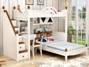 6 mẫu giường tầng cho bé cực đẹp bạn không thể bỏ qua