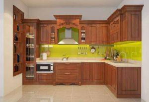 Khi bạn bắt đầu xây nhà, Làm tủ bếp cần lưu ý những gì