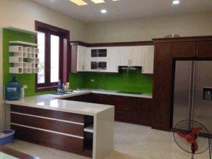 Tổng hợp những bộ tủ bếp đã thi công đẹp nhất năm 2019 tại Bắc Ninh